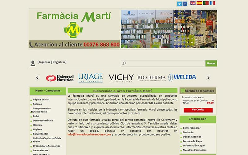 Farmàcia Martí
