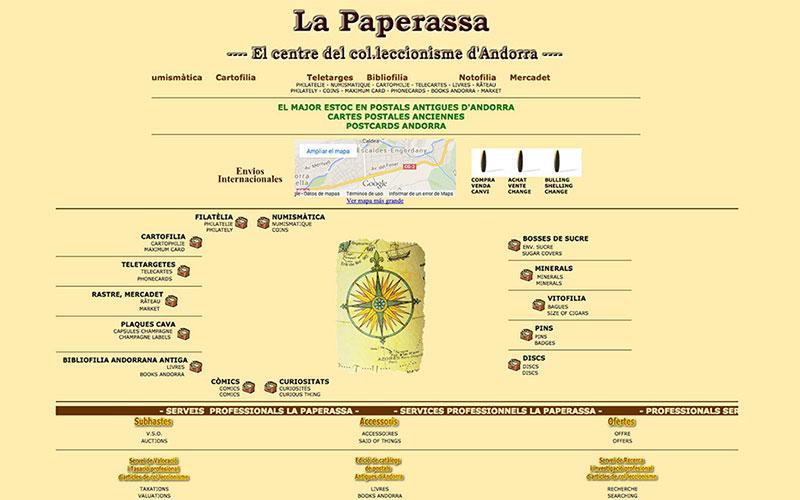 La Paperassa