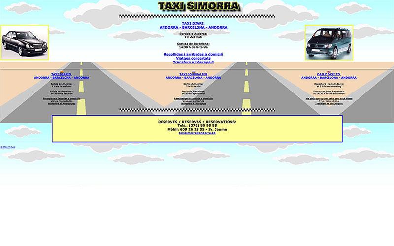 Taxi Simorra